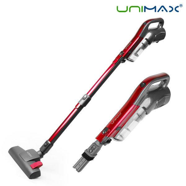 핸디+스틱 진공청소기 UVC-1674R /레드 (스마일배송)