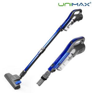 핸디+스틱 진공청소기 UVC-1674B /블루 (스마일배송)