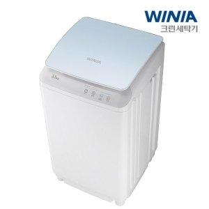 인증 위니아 미니크린세탁기 WMT03BS5D 3.5kg