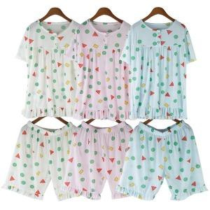 짱구잠옷/여름잠옷/여성잠옷/냉감잠옷세트
