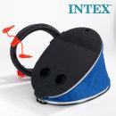 INTEX 풋펌프 에어펌프 에어매트 스탠드펌프 핸드펌프