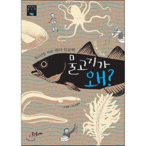 물고기가 왜  : 청소년을 위한 바다 인문학  김준
