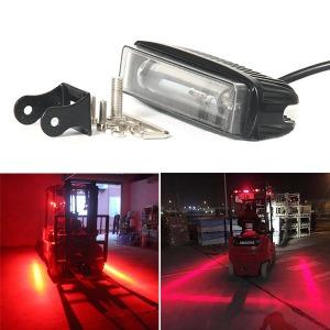 지게차안전등 LED 레이저빔 안전거리표시 작업등 경고