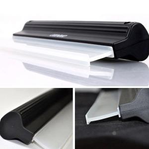 블랙 물기제거기 실리콘 블레이드 세차용 자동차세차