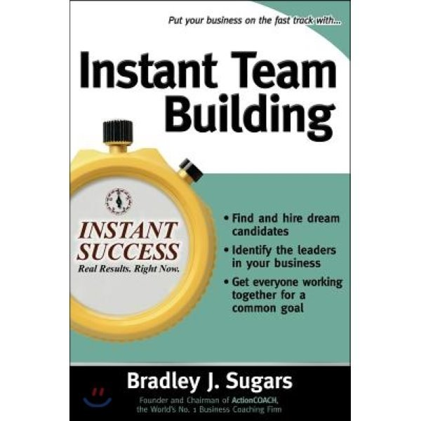 Instant success : Instant Team building  Sugars