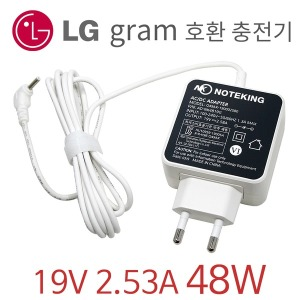 LG14Z99 LG15Z99 노트북 어댑터 충전기 19V 2.53A