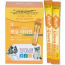 리얼펫 햇살비타민 (활력충전/멀티비타민/미네랄) 60포