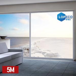 로페코 단열필름 5M_반투명 필름