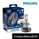 필립스 익스트림 LED H7 -3타입 전조등 하향등 안개등