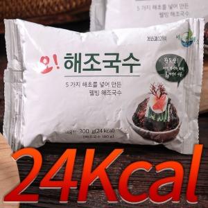 저칼로리 해조국수 해초국수 26봉 1봉 고작 24kcal