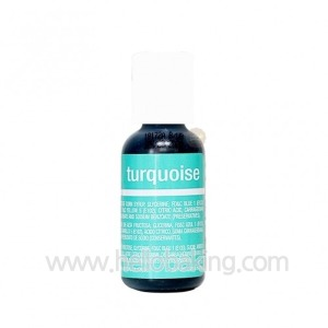 셰프마스터색소 액상형 터키옥 20g (식용색소)