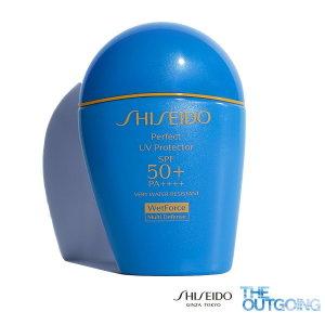 시세이도  퍼펙트 UV 프로텍터 (파란차차) 50ml