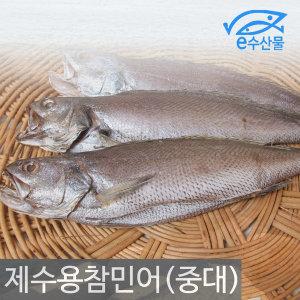 참민어중대38cm 반건조 참민어 제수용생선 마른민어