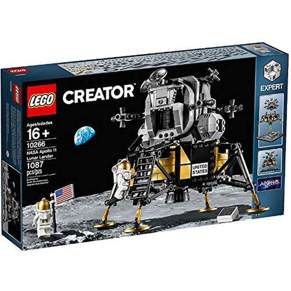 10266 - NASA 아폴로 11호 달착륙선 /레고 크리에이터