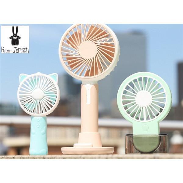 피터젠슨  여름필수템  귀요미 미니 선풍기 3종특가