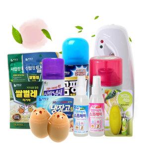 리빙굿 탈취제 /방향제 /세정제 /생활용품 모음전
