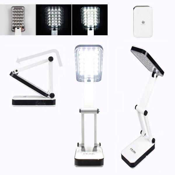 충전식 USB LED 픽 스탠드 캠핑용품 랜턴 후레쉬
