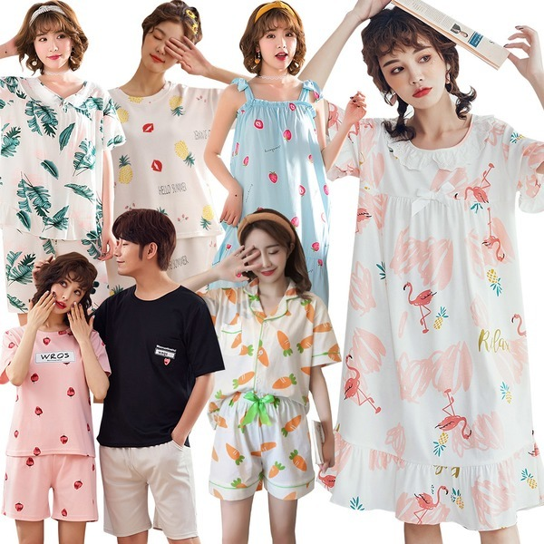 신상 커플잠옷/파자마/홈웨어/잠옷세트