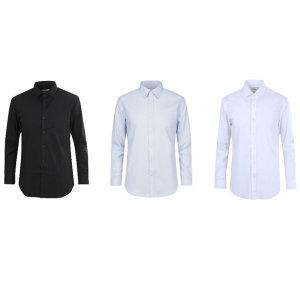 지오지아 스판 코튼 드레스셔츠 3종택1 ADY5WD1902
