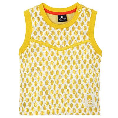 [알로앤루] 프린지 장식 티셔츠_A17D1TS177