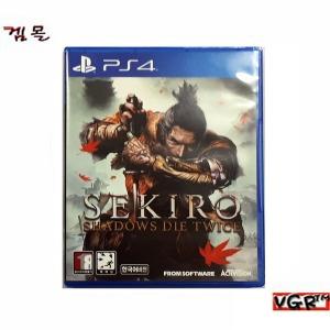 PS4 SEKIRO 세키로 한글판 중고A급