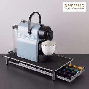 네스프레소 커피 캡슐보관함 홀더 뷰큐브 거치대 직