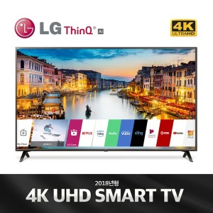 LG 43UK6300 UHD스마트 AI ThinQ 43인치TV(로컬변경)