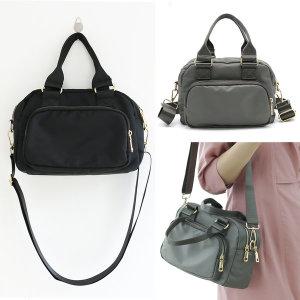 비비안 여성 크로스백 방수 3포켓 가벼운 가방 버킷백