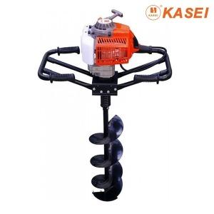 KASEI 엔진굴착기 300D/2인용 비트포함 굴착기 천공기