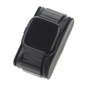 SC_ME14BK 핏빗 버사 Fitbit Versa 블랙 메탈스트랩