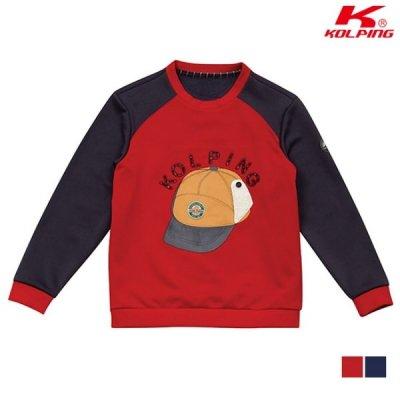 [콜핑] 콜핑 가을 아동 긴팔티셔츠 케빈 KMT4666B