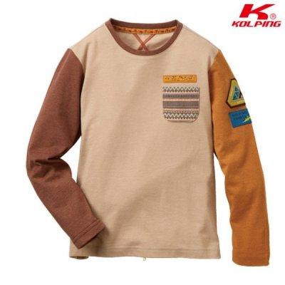 [콜핑] 콜핑 봄 아동 긴팔티셔츠 리틀실비 KLT4186B