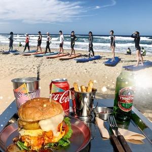 스마일클럽 청시행 Beach 서핑강습+햄버거(6/10~8/31)