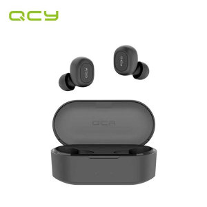 (빠른직구) QCY T2S 블루투스 5.0 무선 충전 이어폰