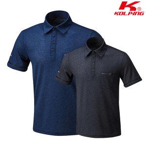 콜핑 여름 필드센서 원단 티셔츠 헤인즈(남) KOT4776M