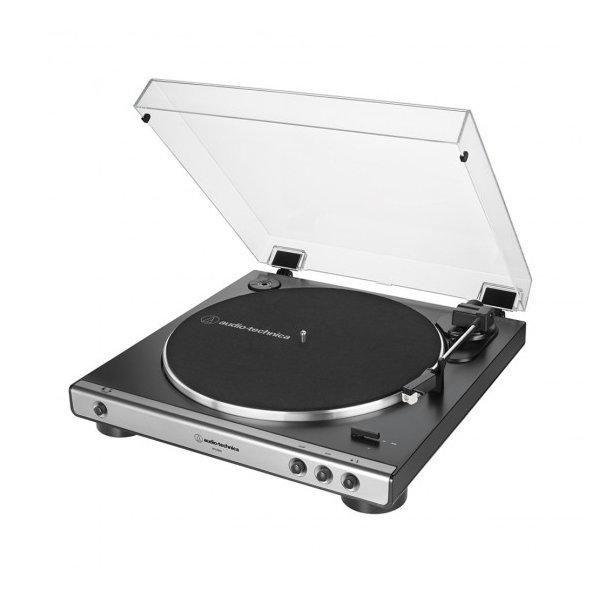 오디오테크니카 AT-LP60X 전자동 턴테이블 건메탈