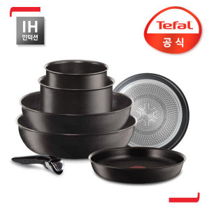 테팔 매직핸즈 PTFE 인덕션 팬 냄비 7종 세트