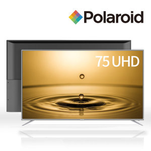 191cm(75) POL75U UHDTV 직접배송 (리퍼비시)