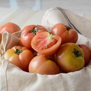 토마토 찰 토마토 2.5kg(5번과) 2개구매시 5.5kg발송