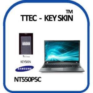 티테크 삼성 시리즈5 NT550P5C 노트북 키스킨 키보드