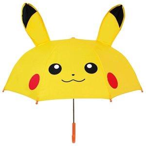 포켓몬스터 피카츄 얼굴모양 어린이 장우산 (귀포인트