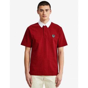 S/S상품 저지 쉴드 뱃지 셔츠Jersey Shield Badge Shirt(H67)AF
