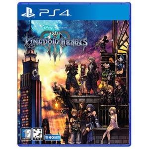 PS4 킹덤하츠3 한글판 새제품