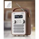 휴대용 블루투스스피커 알람 라디오 리모컨포함 BAC1
