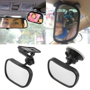 차량용 실내 보조거울 유아 아기 카시트 안전 관찰