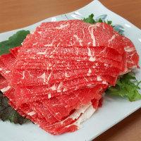 호주산 맛있는 목등심 (불고기/샤브)1kg