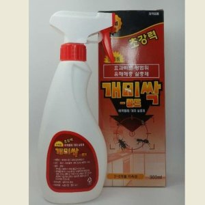 개미약 개미싹300ml 개미 바퀴벌레 진드기 거미약