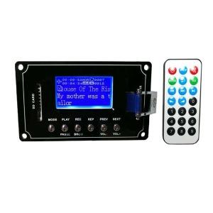 블루투스 무선 MP3 디코더 보드 오디오 모듈 WAV/WMA