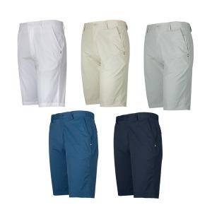 남성 스판 골프 반바지 허리조절밴드 LS31