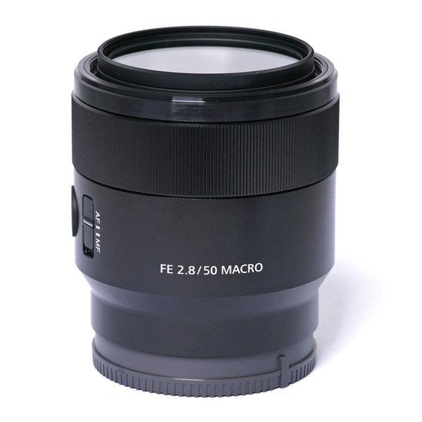 중고/소니 FE 50mm F2.8 MACRO/SEL50M28/1804698